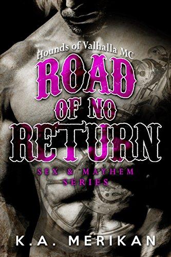Road No Return Valhalla motorcycle ebook