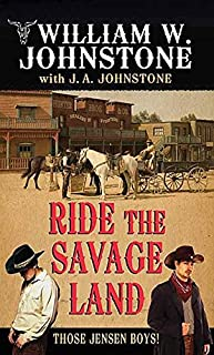 Book Cover: Ride the Savage Land