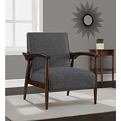 Gracie Retro Granite Arm Chair