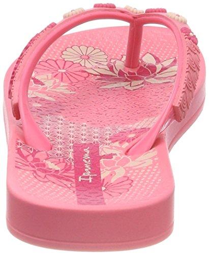 Ipanema Mädchen Anatomic Lovely Kids Zehentrenner Mehrfarbig (Pink)