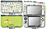 Animal Crossing Happy Home Designer Limited Edition Skin Sticker for NEW 3DS XL