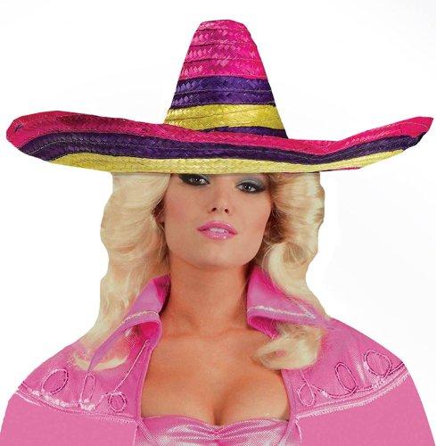 [Zapata Hat - Adult Std.] (Hispanic Halloween Costumes)