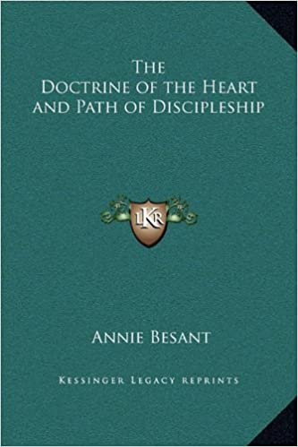 The Doctrine of the Heart and Path of Discipleship