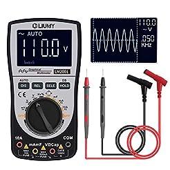 Oscilloscope Multimeter 2.0 Update,LIUMY...