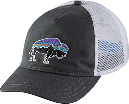 Patagonia Womens Fitz Roy Bison Layback Trucker Hat (One Size ...
