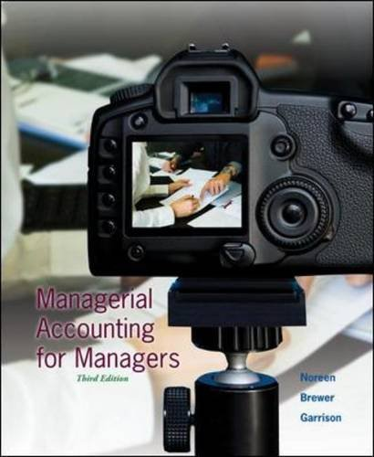 Managerial Accounting for Managers (Devil On The Grove compare prices)