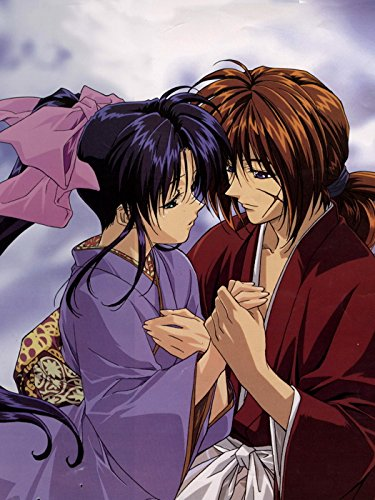 amazon com sv2247 rurouni kenshin samurai x himura kenshin kamiya