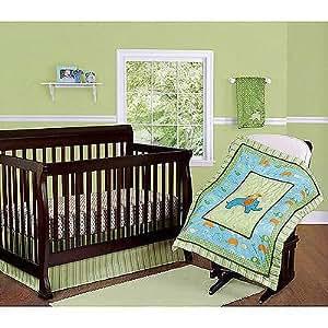 Amazon Com Step By Step 3 Piece Nursery Set Comforter