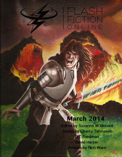 Flash Fiction Online - March 2014 (Flash Fiction Online 2014 Book 3)