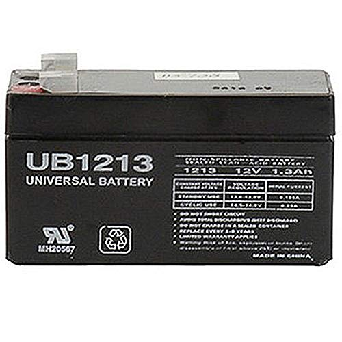 Universal Power Group 12V 1.3Ah SLA Replacement for Compat Eternal 199235 Feeding Pump