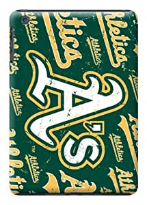 LarryToliver Baseball Oakland Athletics Green color case battery cover for ipad mini