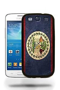 Belize National Vintage Flag Phone Case Cover Designs for Samsung Galaxy S3