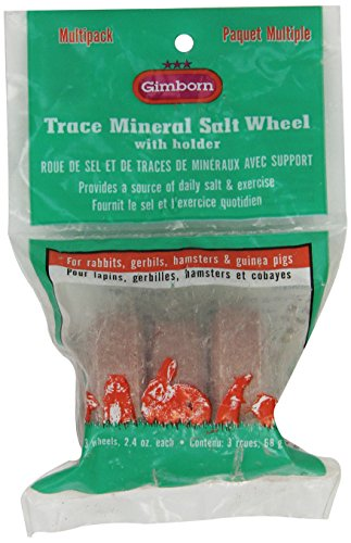 (Miracle Care Trace Mineral Salt Wheel)