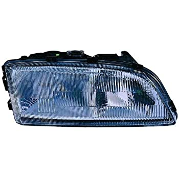 Partslink MB2502187 OE Replacement Headlight Assembly MERCEDES C250 2012-2014 Multiple Manufacturers MB2502187R