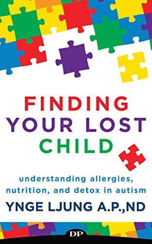 Children With Autism Find Understanding >> Finding Your Lost Child Understanding Allergies Nutrition And Detox In Autism