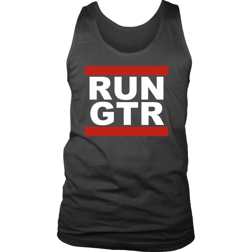 RUN GTR Nissan GTR Skyline JDM Tank Top