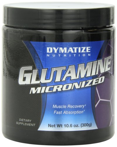 Dymatize Nutrition Glutamine Micronized Powder, 300g, Health Care Stuffs