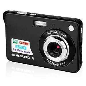 Amazon.com : GordVE 2.7 Inch Digital Camera, HD Camera for