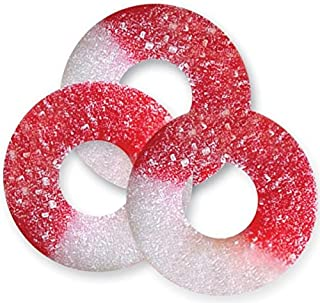 product image for Gummy Rings - Cherry 4.5LB Bag