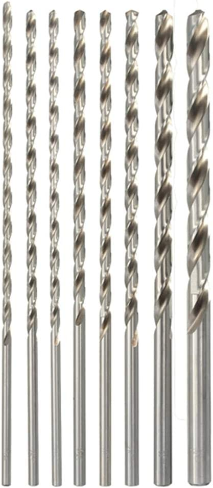 Belupai Foret h/élico/ïdal extra long en acier rapide avec tige 200 mm 10 mm