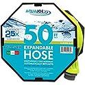 Sun Joe AJEH50-SJG Expandable Lightweight Kink-Free Hose (50-Ft.)