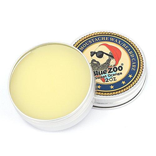 Winnii 60g Mustache Wax Care Cream Sandalwood Orange Eucalyptus 3 Flavors (eucalyptus)