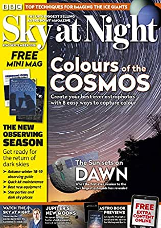 Amazon com: BBC Sky At Night Magazine: Kindle Store