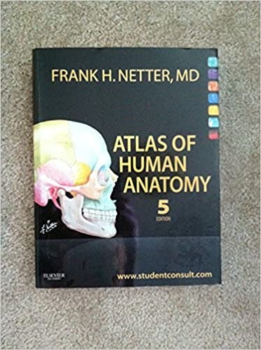 Atlas Of Human Anatomy With Student Consult Access Netter Basic