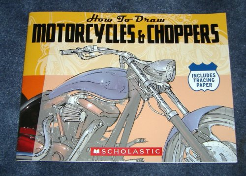 How to Draw Motorcycles & Choppers (How to Draw) by Billy Davis (2006) Paperback