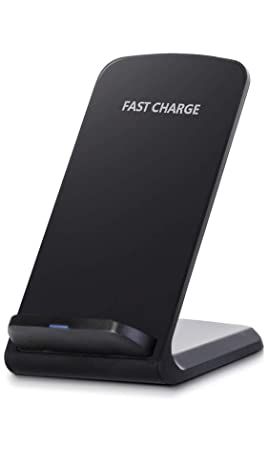 Desconocido Cargador inalámbrico para iPhone, Soporte rápido ...