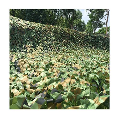 灌漑カロリーカウボーイ迷彩ネット、オックスフォードファブリック隠しカモネットキャンプ、複数のサイズ