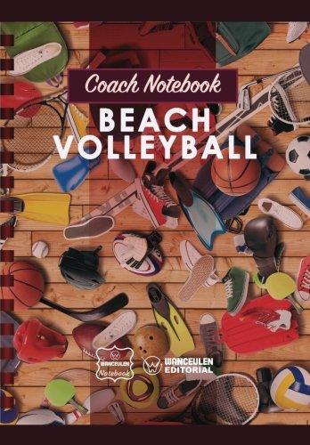 Coach Notebook - Beach Volleyball