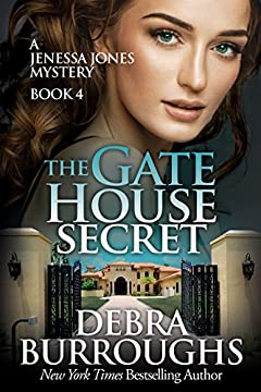 The Gate House Secret, A Romantic Mystery Novel (A Jenessa Jones Mystery Book 4)