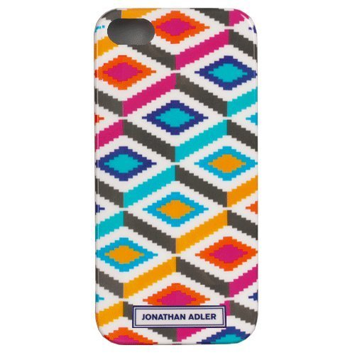 check out 4ff2d 0d74c Jonathan Adler iPhone 5 Cover -Stepped Diamond: Amazon.co.uk ...
