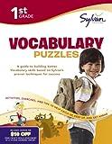 First Grade Vocabulary Puzzles (Sylvan Workbooks) (Sylvan Language Arts Workbooks)