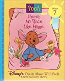 img - for There's No Place Like Home (Disney's Out & About With Pooh, Vol. 7) book / textbook / text book