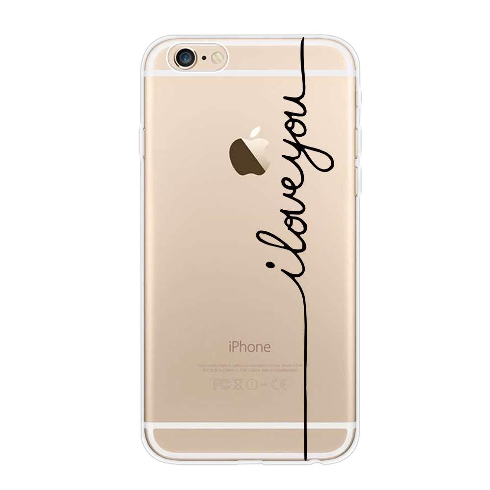 Amazon.com: YHong - Carcasa para iPhone 6S, iPhone 6, diseño ...