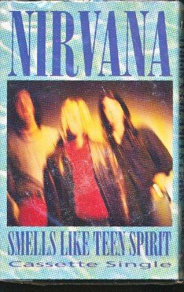 Smells Like Teen Spirit - Tape Nirvana Cassette