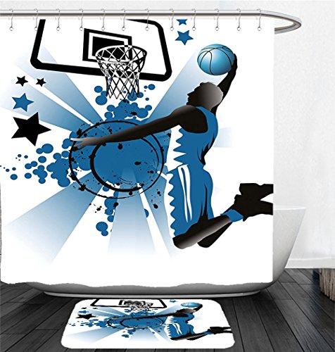 Chicago Basketball Rugs - 6