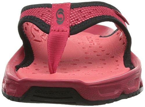 Salomon Damen Rx Break Sport- E Outdoor Sandalen Rosa (loto Rosa / Rosa Pazzo / Nero)