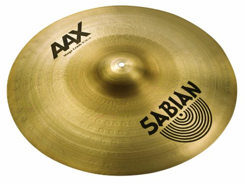 Finger Cymbals Thin - Sabian 18 Inch AAX Stage Crash