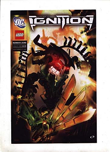 Bionicle Ignition, No. 0; Jan. ()