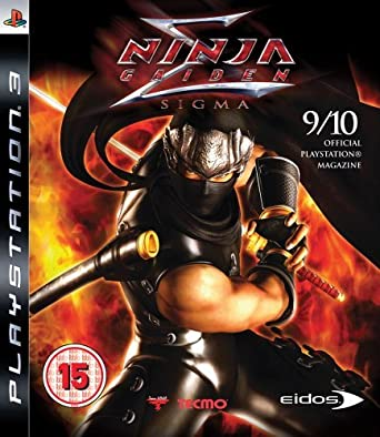Amazon.com: NINJA GAIDEN SIGMA (PS3): Video Games