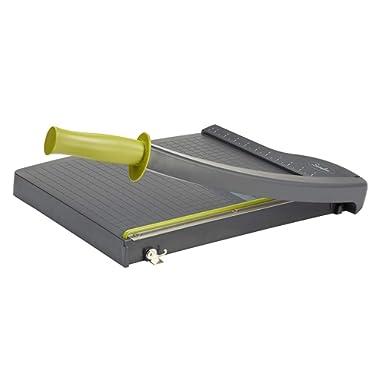 Swingline Paper Trimmer, Guillotine Paper Cutter, 12 inches Cut Length, 10 Sheet Capacity, ClassicCut Lite (9312)