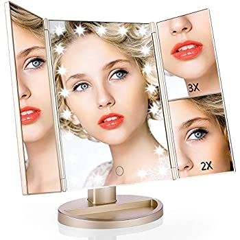 Amazon Com Easehold Vanity Makeup 2x 3x Magnifiers 21