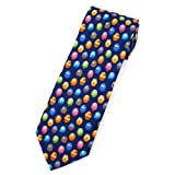 "Absolute Stores Boys 14"" Colored Easter Eggs Tie"