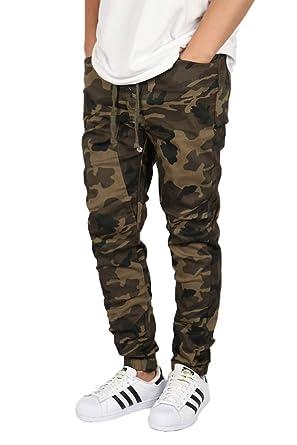 URBANJ - Pantalones de chándal de Sarga para Hombre - - XXX-Large ...