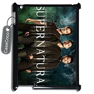 Supernatural Custom Hard Plastic Case for Ipad 2nd, 3rd, 4th Gen - Ipad Case Cover