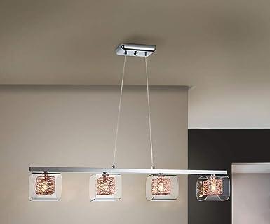 Schuller Moderne Lampe Lios 4 Amazon De Beleuchtung