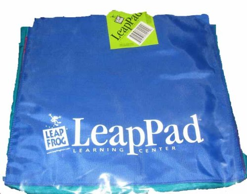 LeapPad BackPack -Blue & Green by LeapFrog